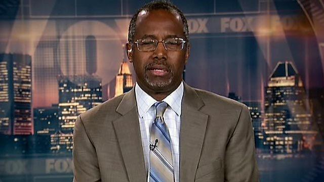 Carson: We need compassionate action, not Affirmative Action