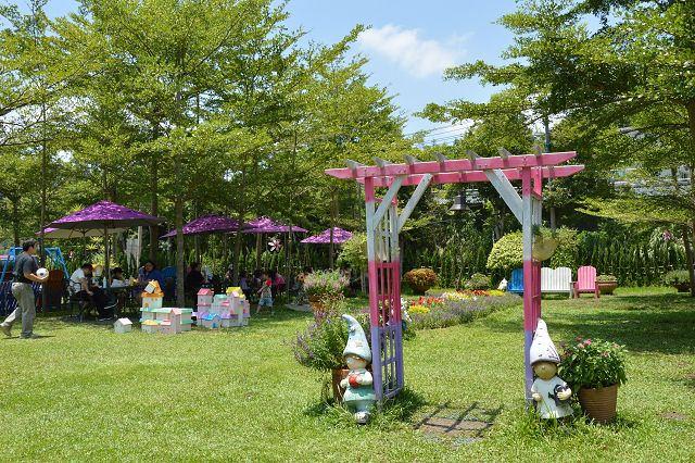 天御花園13