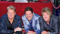 A Hollywood star for Rascal Flatts