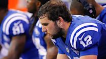 Why Andrew Luck should be benched Thursday?