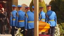 A state funeral for Tito's widow