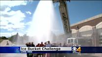 South Metro Firefighters Take Ice Bucket Challenge