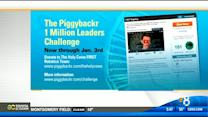 Piggybackr 1 Million Leaders Challenge