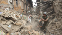 Thousands killed in Nepal earthquake