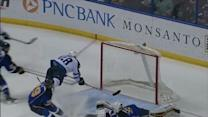 O'Dell needs no luck to score this beauty