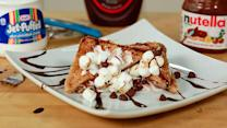 French Toast Just Got S'more Better