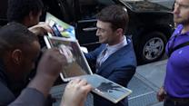 How Daniel Radcliffe Disguised Himself at Comic-Con