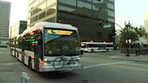 BART offers bus service to San Francisco