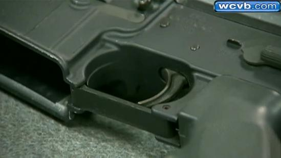 Majority of firearms licenses in Mass. for large capacity weapons