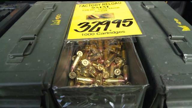 Ammo: Huge Draw At Del Mar Gun Show