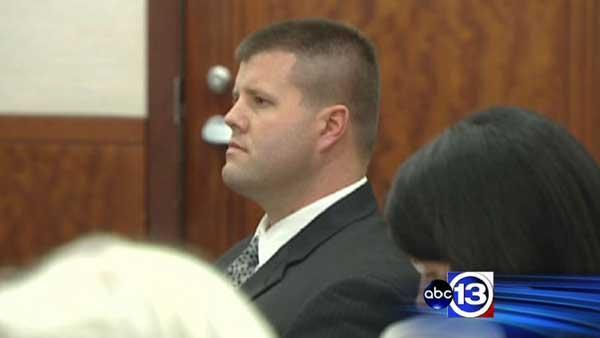 Ex-cop fined, gets probation after conviction