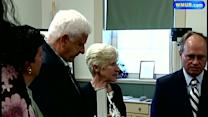 Veteran's family given war medals