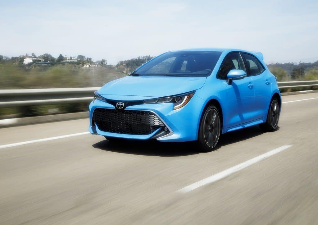 不要再說它不行!TOYOTA Corolla Hatchback北美上市操控、安全與