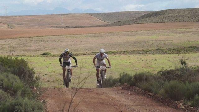 Fourth new leader at Cape Epic cycle