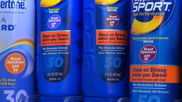 New sunscreen labels will help consumers protect their skin