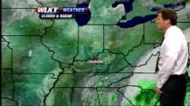 Weather video blog: Still searching for snow