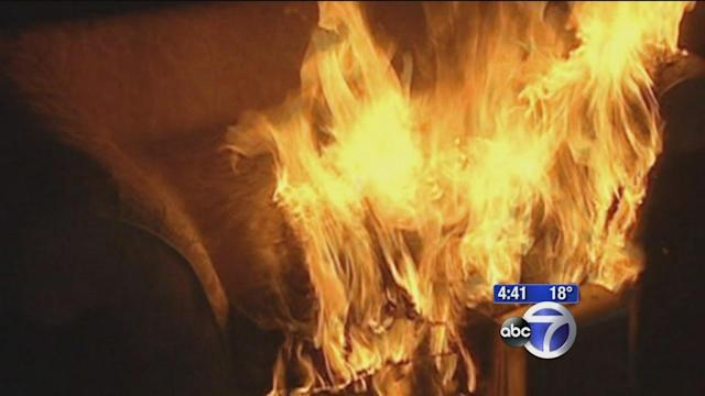 Being safe during cold temps to prevent fires