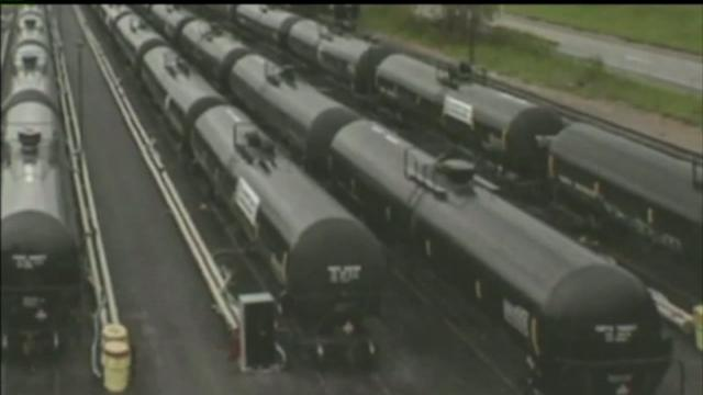 Oil By Rail Raises Concern Among environmentalists