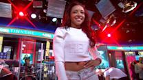 Tinashe Performs New Hit Single 'All Hands on Deck'