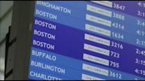 Phila. Airport prepares for Nor'easter