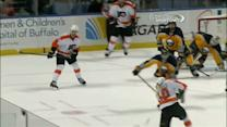 Lecavalier blasts one in with 15 seconds left
