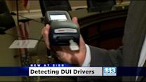 On-The-Spot Drug Testing Devices Would Be Available For Officers Under Assembly Bill