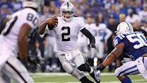 Terrelle Pryor tops list of Sunday surprises