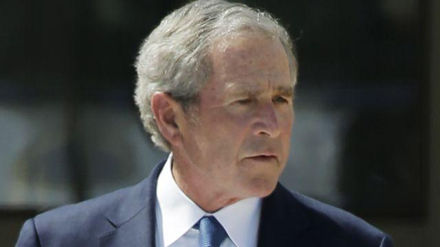 George W. Bush: We stayed true to our convictions