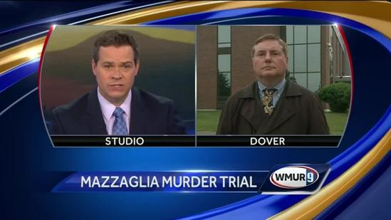 Jurors to begin deliberations in Mazzaglia murder trial