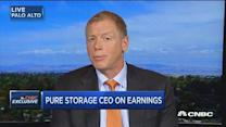 Pure Storage CEO on cloud
