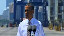 Obama Presses Plan to Create Jobs