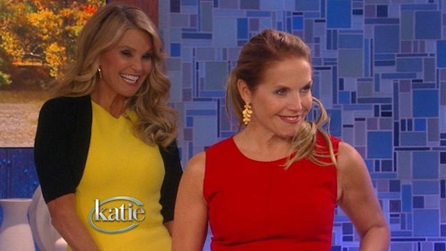 Christie Brinkley Is Turning 60 - And Katie Gets A Hair Extension
