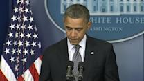 President Obama: 'Our hearts are broken today'