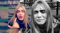 Cara Delevingne Has Crappy Encounter With a Bird