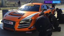 Watch a lap of COTA in an Audi R8 GT3 race car