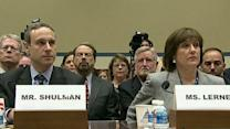 What happened to IRS employees tied to scandal?