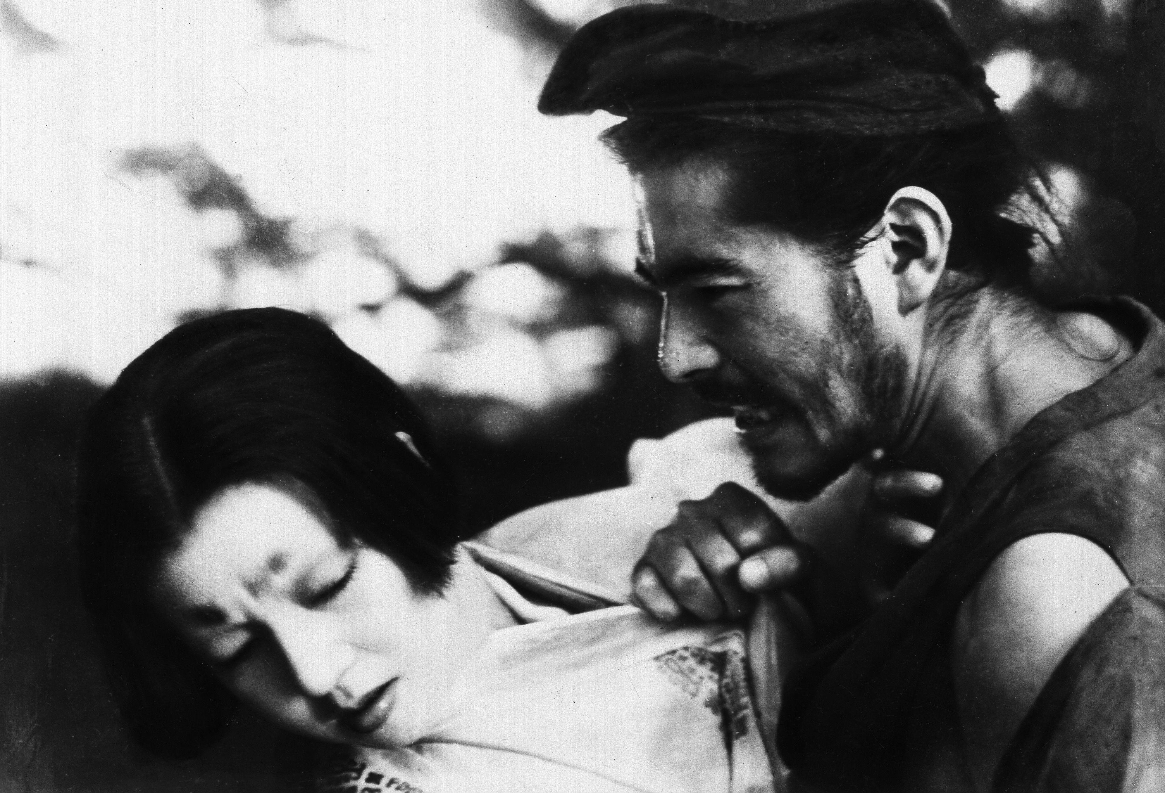 《羅生門》,1950。