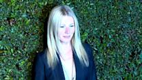 Gwyneth Paltrow Sticks to Steamed Veggies During Italian Feast