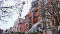 One missing after New York City explosion