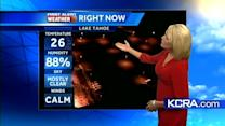 Northern California forecast 11.14.12