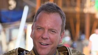 Pompeii: Kiefer Sutherland On What Made Him Want To The Role
