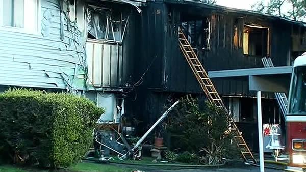 One killed, 22 displaced by Treasure Island fire