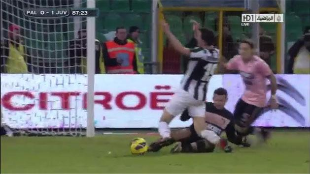 Worst ever dive?