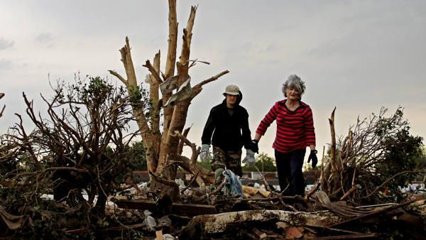 Names of 16 Oklahoma tornado victims released