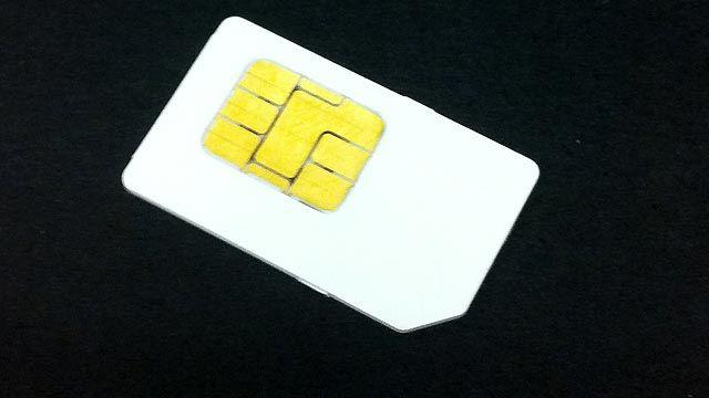 Is there a security flaw with your SIM card?