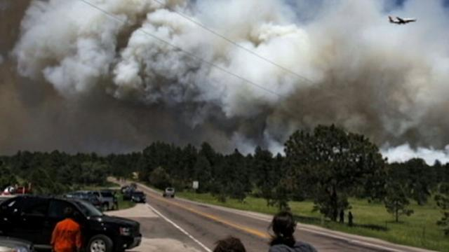Worst Wildfire in Colorado's History