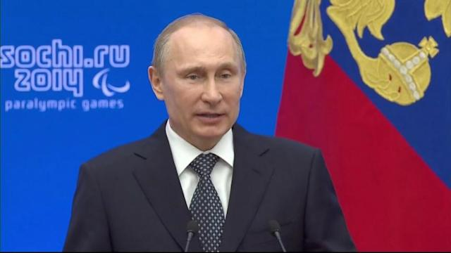 Vladimir Putin Moves Closer to Annexing Crimea