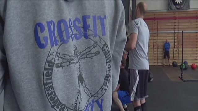 Many People Preparing for the CrossFit Games