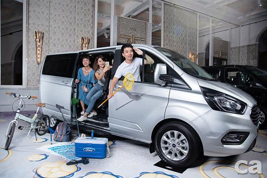 【圖八】福特旅行家長短軸車型兼備,滿足多元使用需求。