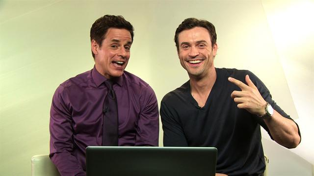 The Young and the Restless - Live Chat feat. Daniel Goddard and Christian LeBlanc